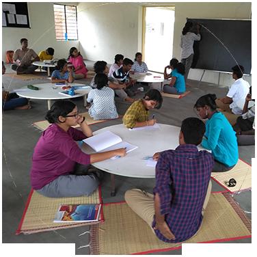 Learning Spaces:  Parijaat & Thamarai
